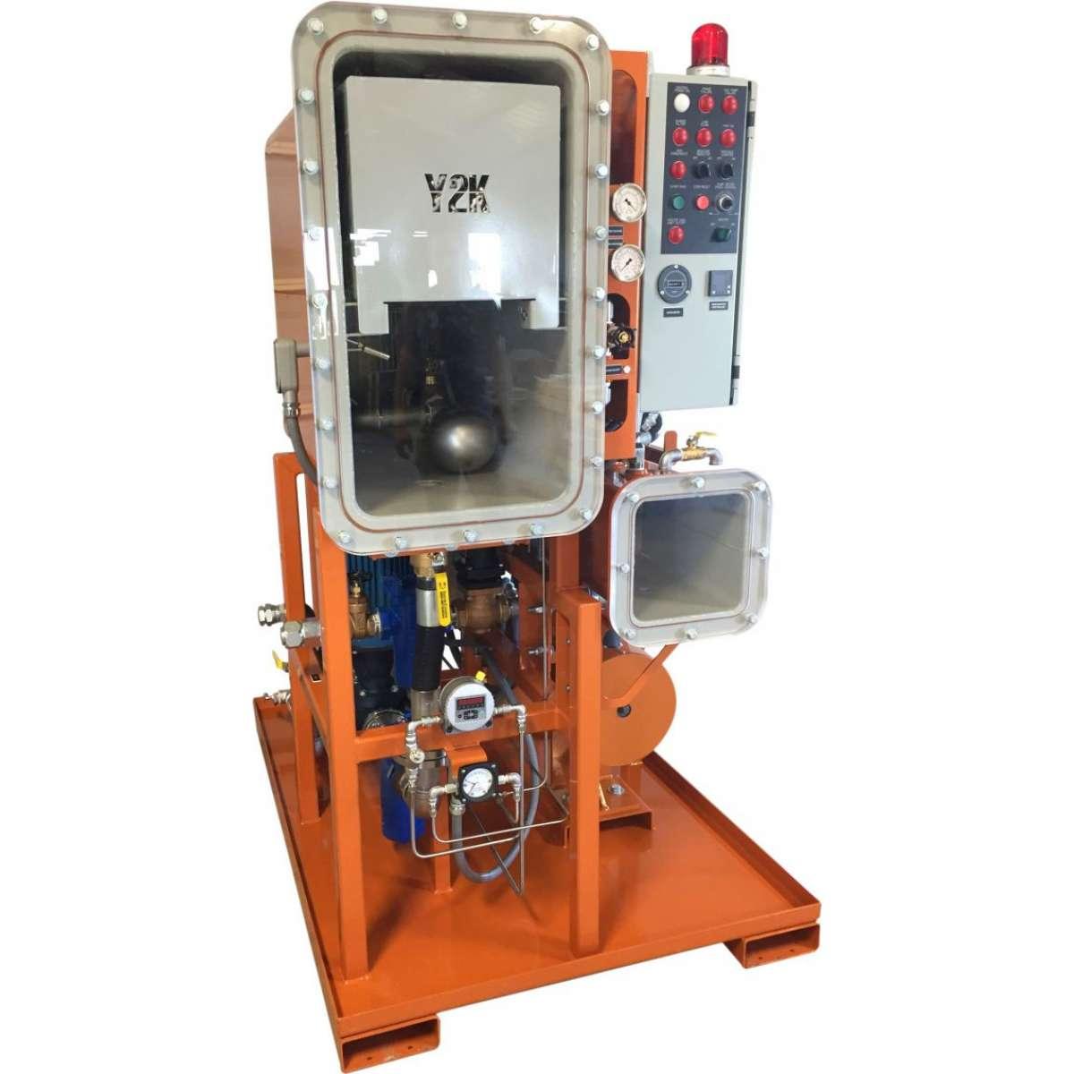 50 GPM Vacuum Dehydration 480V/3P/60Hz