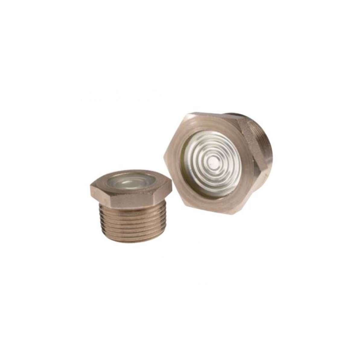 "Fluid Level Sight Glass - 1/2"" NPT"