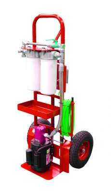 M Series Filtercart for Hydraulic Oil 1HP 5GPM