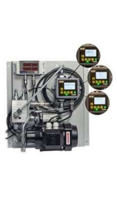 Plate Mounted Base Configuration with integrated 0.18 cc pump, without instruments for 230/400V 50/6