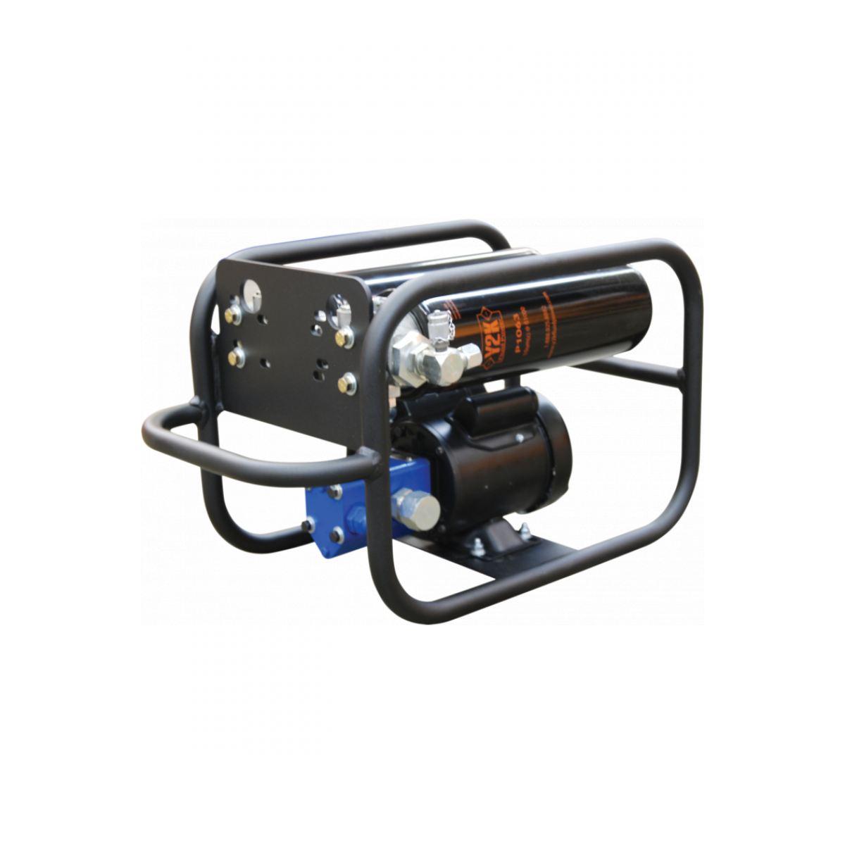 D Series Drum Topper, 1HP, 5 GPM, SPCL