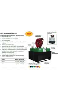 120 Gallon Advanced Fluid Transfer Skid