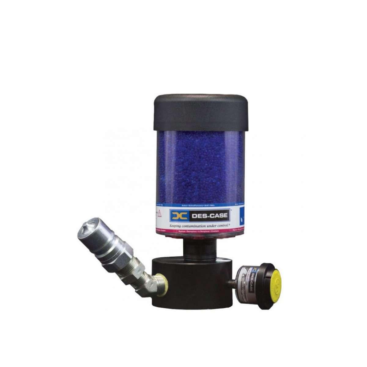 Custom Hydraulic Adapter