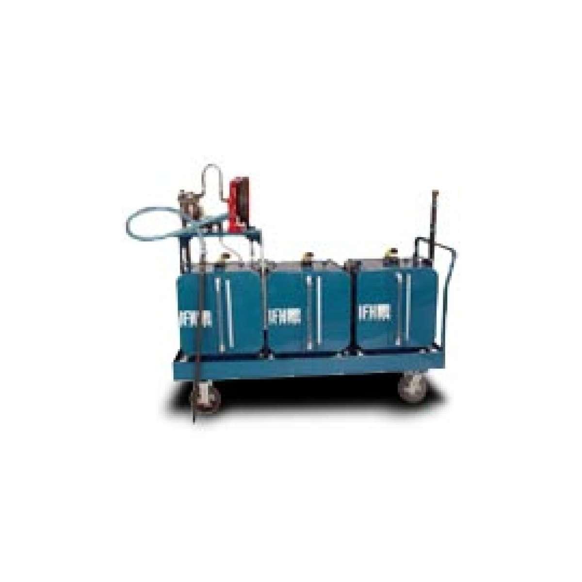 Mobile Lubrication Cart