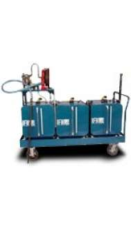 Mobile Lubrication Cart