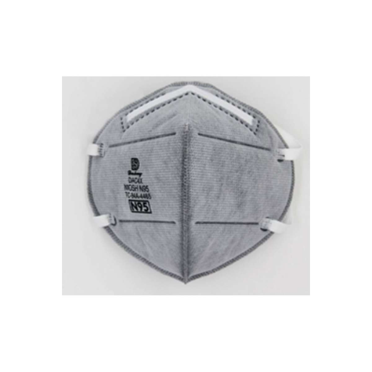 N95 NIOSH Respirator Mask - Case of 480