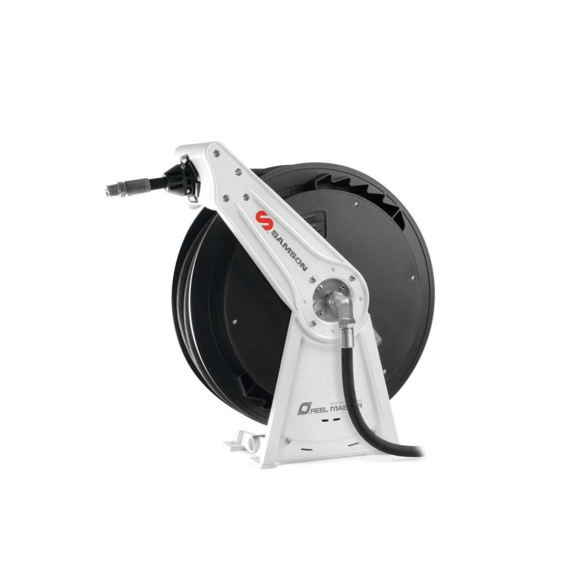 Samson 30 ft. Hose Reel for POD system with hoses/hose stop/air connecting hoses