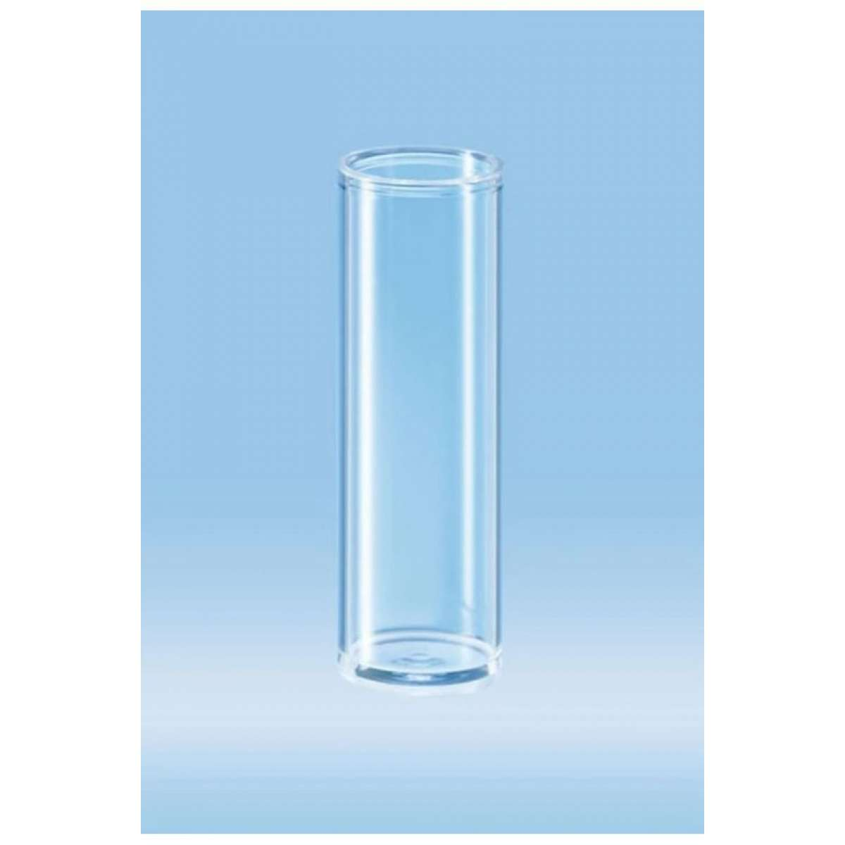 Plastic vials cylinder shaped for CIRNG Systems Viscometer Robot, Box  of 2000 vials
