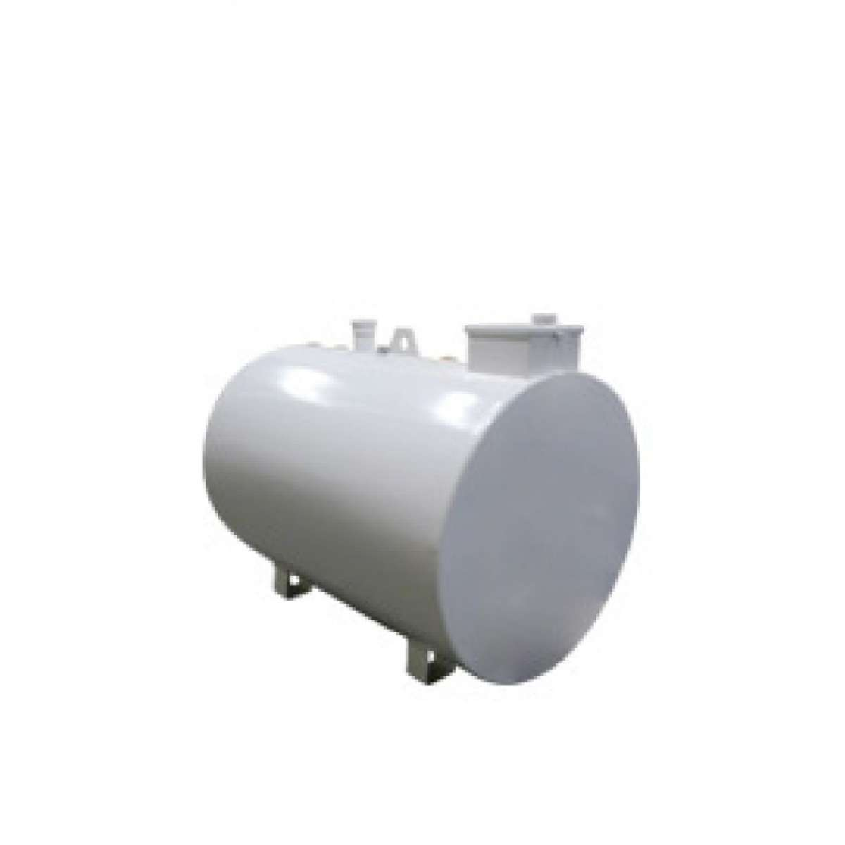 1100 Litre 250 Gallon  Aboveground Used Oil Storage Tank