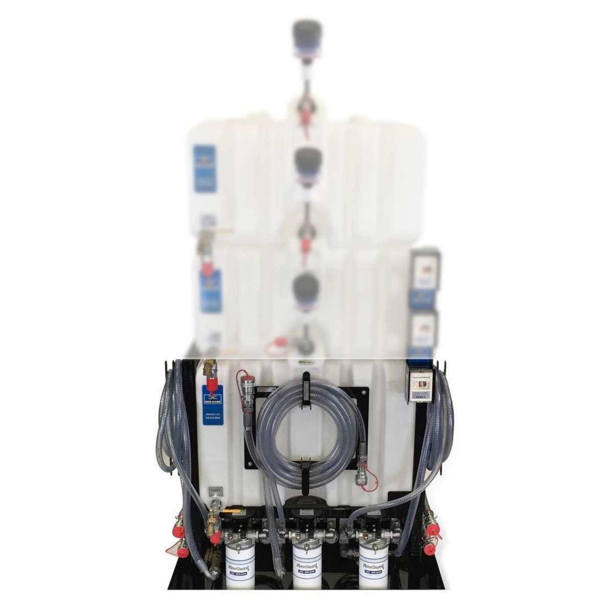 LT Series Lubricant Management System (LT-LMS) - Lower Unit