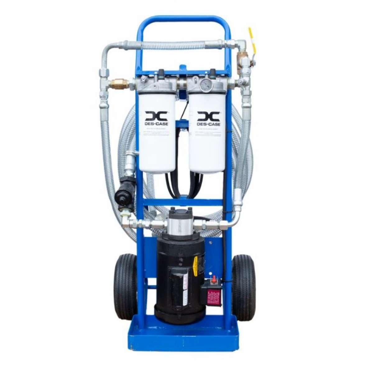 FlowGuard Filter Cart - Best for Hydraulic Oil