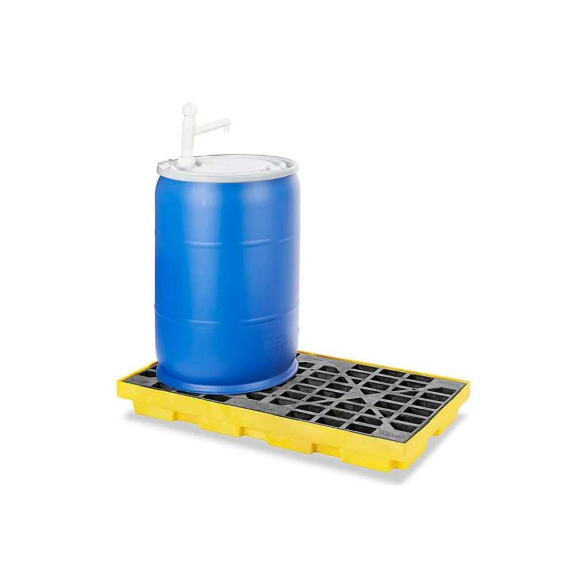 Spill Containment Workstation - 2 Drum
