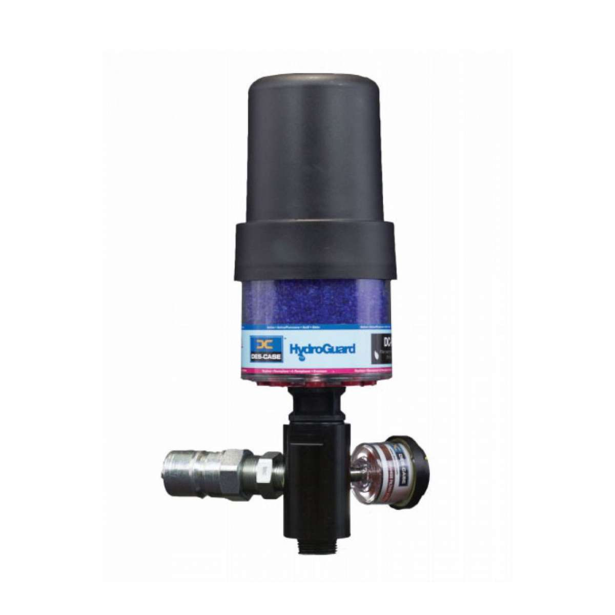 Custom Gearbox Adapter - Black