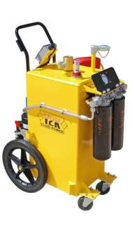 Tote Unit, 1HP 120VAC, 1P, 5GPM Transfer