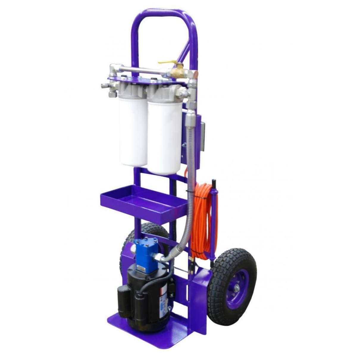 Best M Series FilterCart for Gear Oil 1HP 2GPM