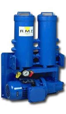 RMF Double Filtration System with Pump/Motor