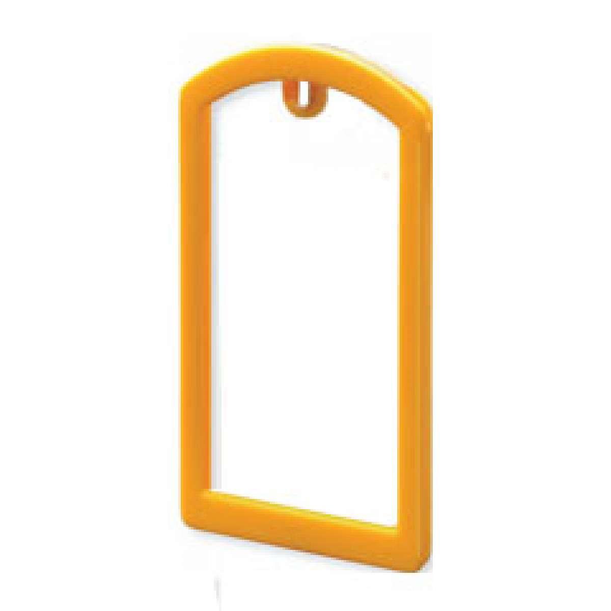 Label Pocket Frame (Yellow)