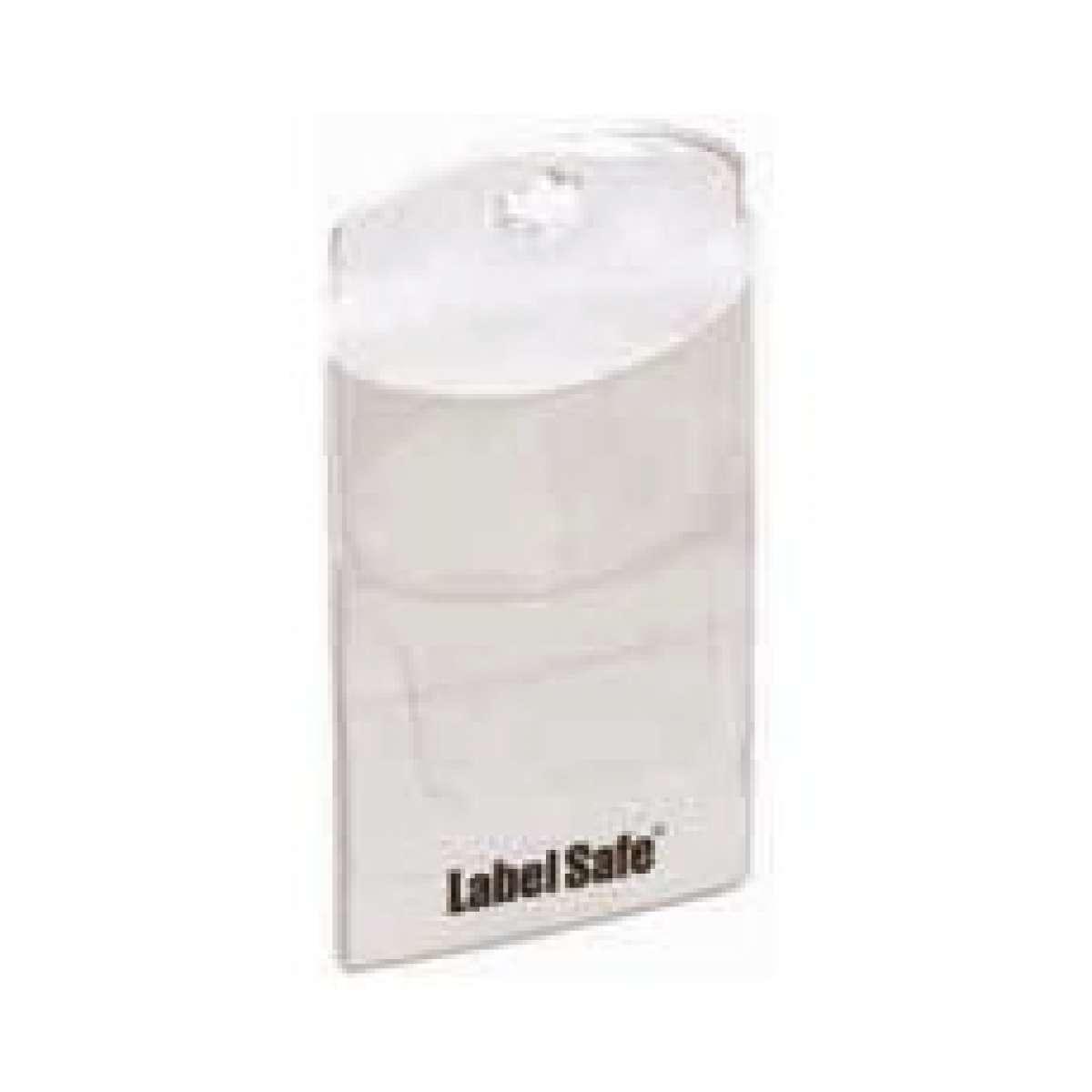 "Label Pocket (2"" X 3.5"")"
