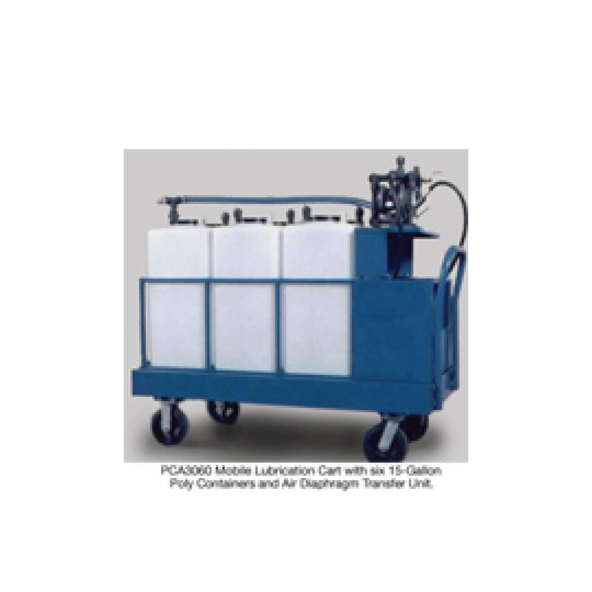 Portable Fluid Cart