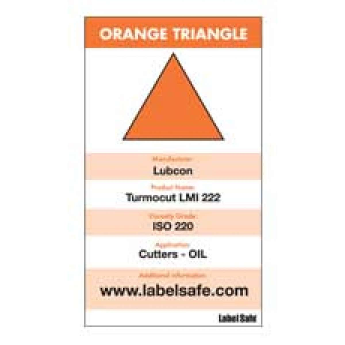"Custom ID Label - 2"" x 3.5"" - Water Resistant Paper (1 sheet of 10 labels)"