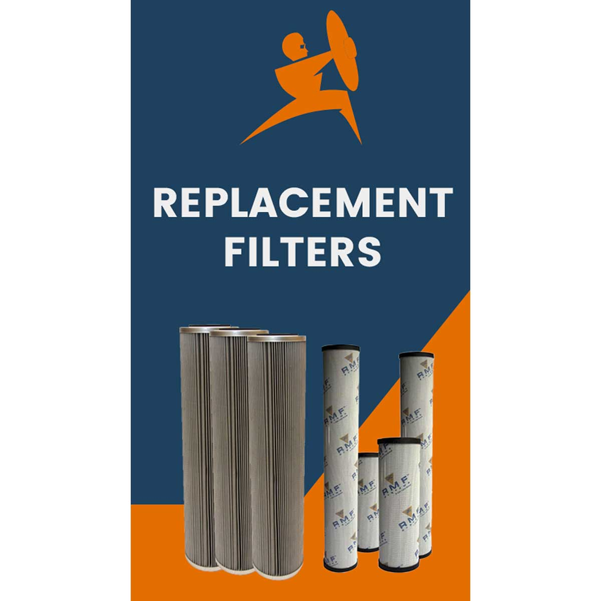 DC-C58001S10FV Filter Element